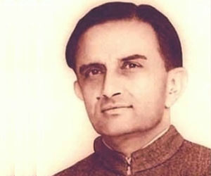 Vikram Sarabhai Biography and History of Great Scientist of Indai