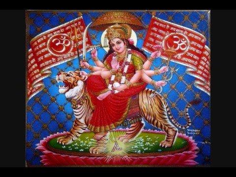 Ambe Maa ki Arti in Gujarati